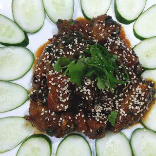 Vietnamese Caramelised Spare Ribs (Sườn Ram Mặn)
