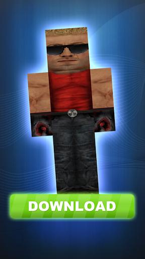 HD Skins for Minecraft Pocket
