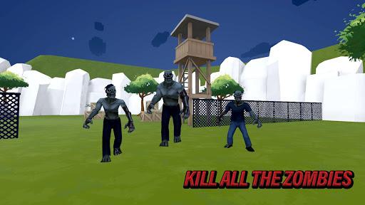 Resident Zombie Survival  screenshots 4
