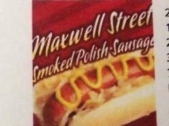 Chicagos Maxwell St.(clone) Polish On A Bun Recipe