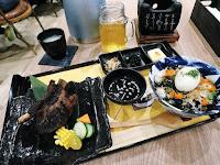 大丼燒日式骨丼
