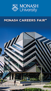 Monash Careers Fair Plus- screenshot thumbnail