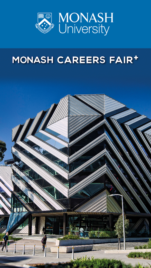 Monash Careers Fair Plus- screenshot