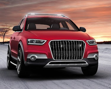 Wallpapers Audi Q3 screenshot 4
