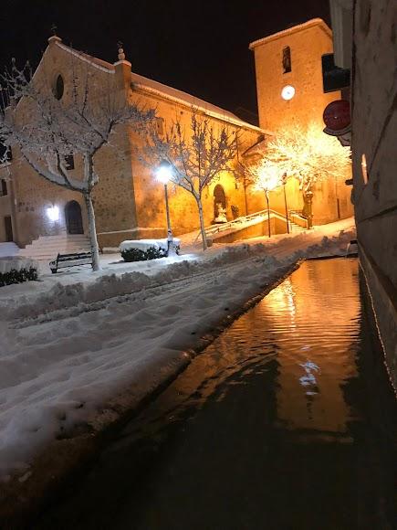 Imagen de este martes del municipio de María. /Foto: Ayto. María