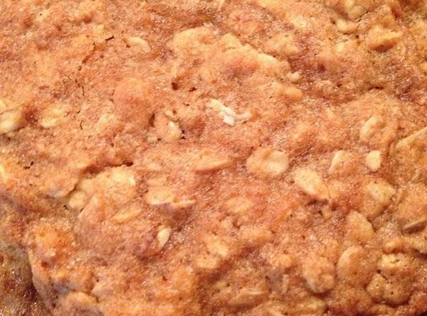Fireside Oatmeal Cookies Recipe