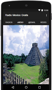 Radio Mexico Gratis screenshot 1