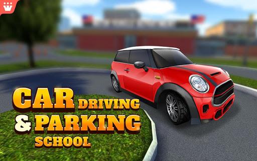 Car Driving & Parking School  screenshots 7