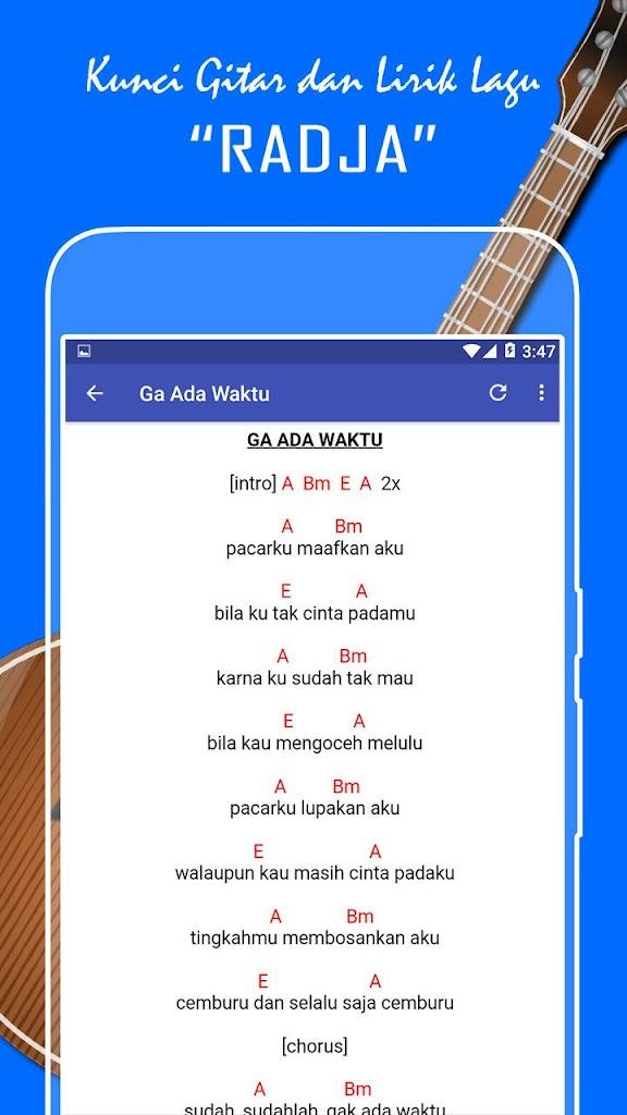 Chord Radja Tulus : chord, radja, tulus, Kunci, Gitar, Tulus, Belajar