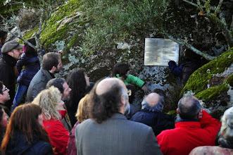 Photo: Público atento durante una de las lecturas