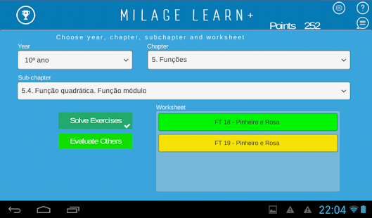 MILAGE Learn+- screenshot thumbnail