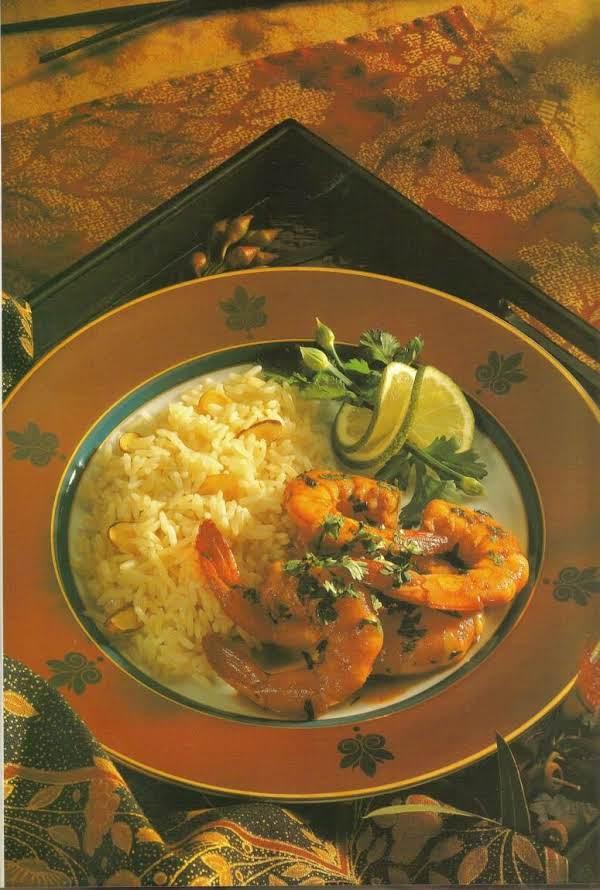 Shrimp Java Recipe