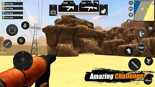 Shooter Squad : Open World Shooting Games Offline 1.001 screenshots 2