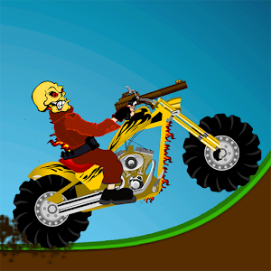 Evil Rider : Fire Moto Race for PC and MAC