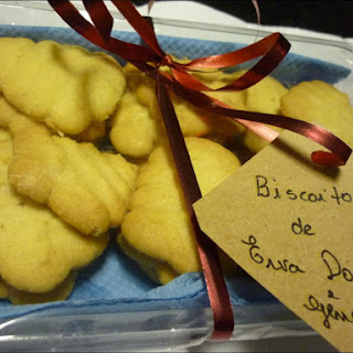 Anise and Ginger Cookies.