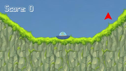 UFO vs Earth:Gravity Challenge