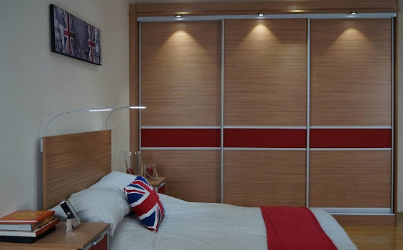 made to measure wardrobe doors sliding