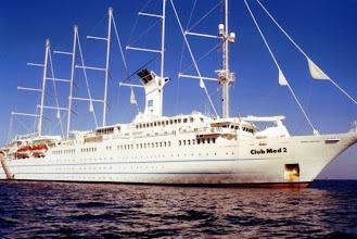 Photo: Club Med 2 en Méditerranée