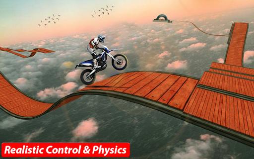Ramp Bike - Impossible Bike Racing & Stunt Games 1.1 screenshots 2