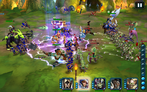 Download Wartide: Heroes of Atlantis For PC Windows and Mac apk screenshot 6