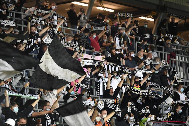 Le Sporting Charleroi réagit à l'avertissement de la Pro League