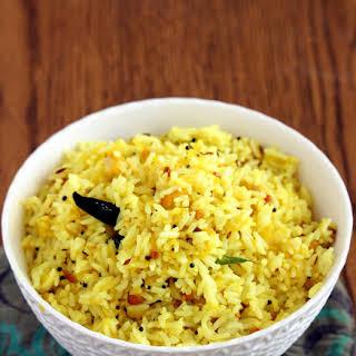 Maangai Saadham | Raw Mango Rice.