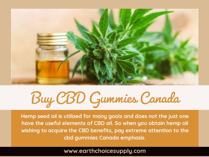 Buy CBD Gummies Canada