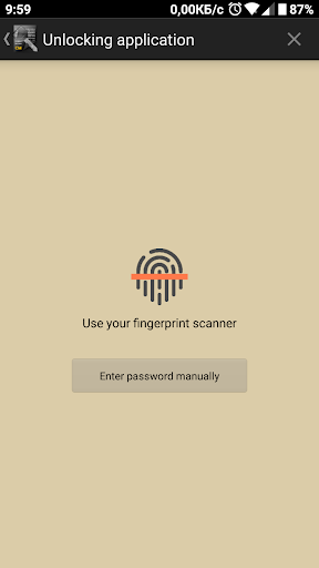 VIP Notes - keeper for passwords, documents, files screenshot 4