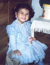 "Photo: Mi hija Ramona González ""La Bubu"" cuando era una niña."