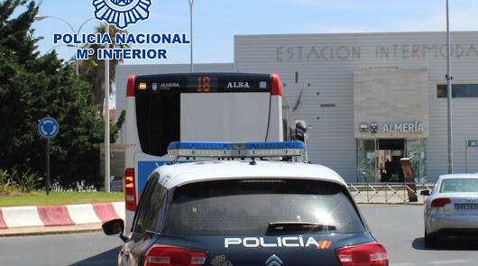 La Policía Nacional encuentra a dos personas desaparecidas en Almería