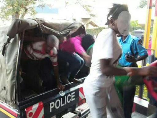 kenyan orgie