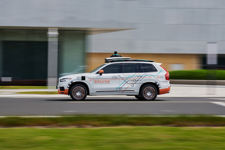 Volvo Cars is teaming up with the world's leading mobility technology platform, DiDi, for a self-driving test fleet.