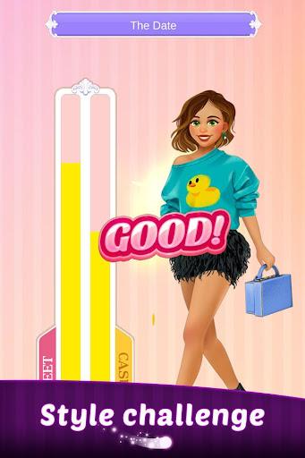 Nicole's Match : Dress Up & Match 3 Puzzle Game painmod.com screenshots 5