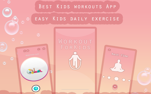 Workout For Kids Make Home Fitness Exercices Fun App Report On