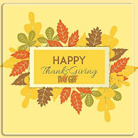 Happy Thanksgiving Day GIF