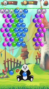 Bubble Panda screenshot