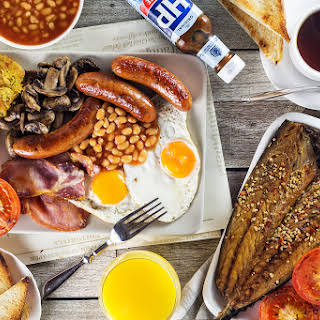 English Breakfast - Breakfast Around the World #9.