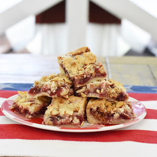 Raspberry Bars Recipe