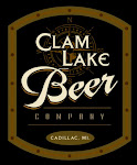 Logo for Clam Lake Beer Co.