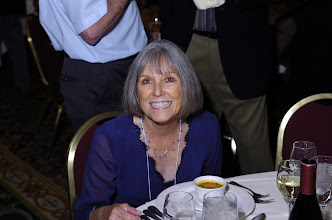 Photo: Nancy Croxall, wife of Dick Croxall