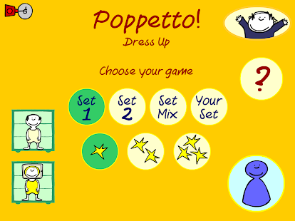 Poppetto Dress Up- screenshot thumbnail