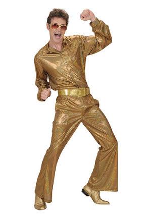 Guldbyxor disco, herr