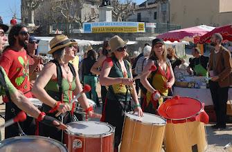 Photo: 1er Forum à la Transition énergétique & écologique - Collectif Ardèche - les 13/14 avril 2013 à Villeneuve-de-Berg 07 - sur le village des Possibles - © Olivier Sébart © Olivier Sébart