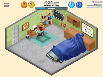 Game Dev Tycoon Apk Download For Android and Iphone 6