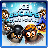 Ice Escape Owl's Fortune