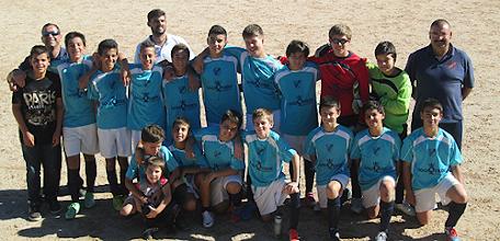 Photo: Equipa da Areco