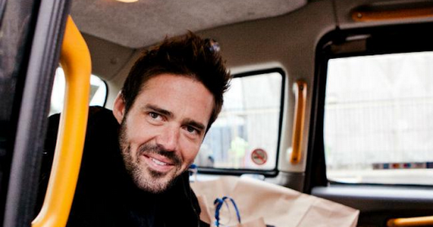 Spencer Matthews wants to do sports show with Vogue Williams