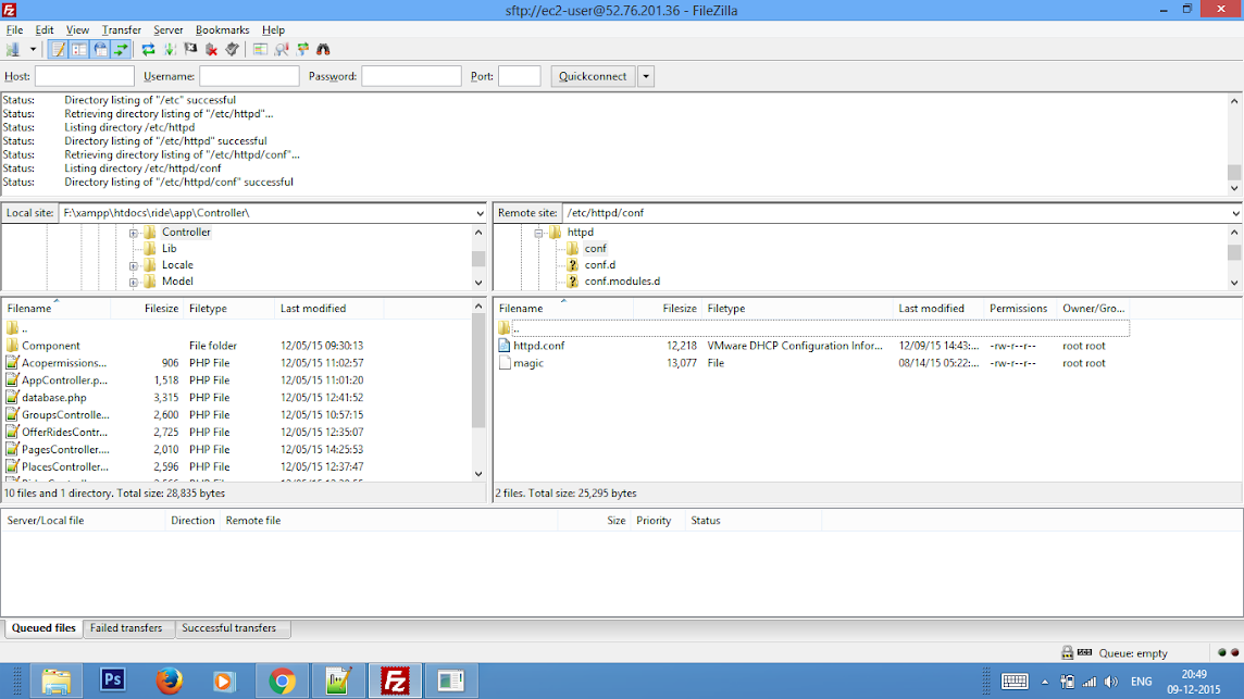 Host multiple website on your EC2 instance AWS