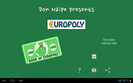 Europoly 1.0.4 screenshot 341067