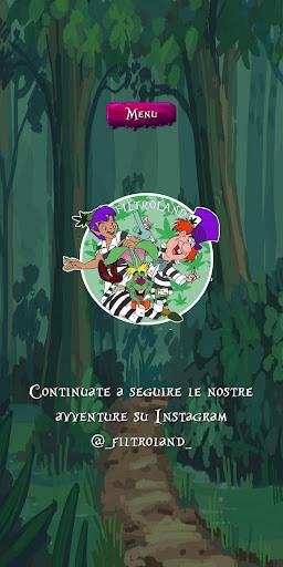 Filtroland : VerdeConiglio Jump  screenshots 7